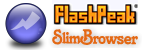 FlashPeak SlimBrowser logo (z EU ballot screen)