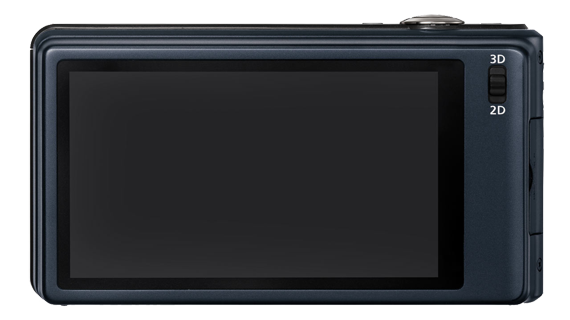 Panasonic DMC-3D1- back