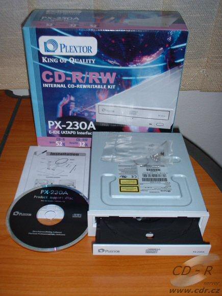 PLEXTOR PX-230A DRIVER DOWNLOAD FREE