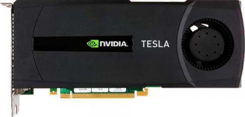 Nvidia Tesla 20-series