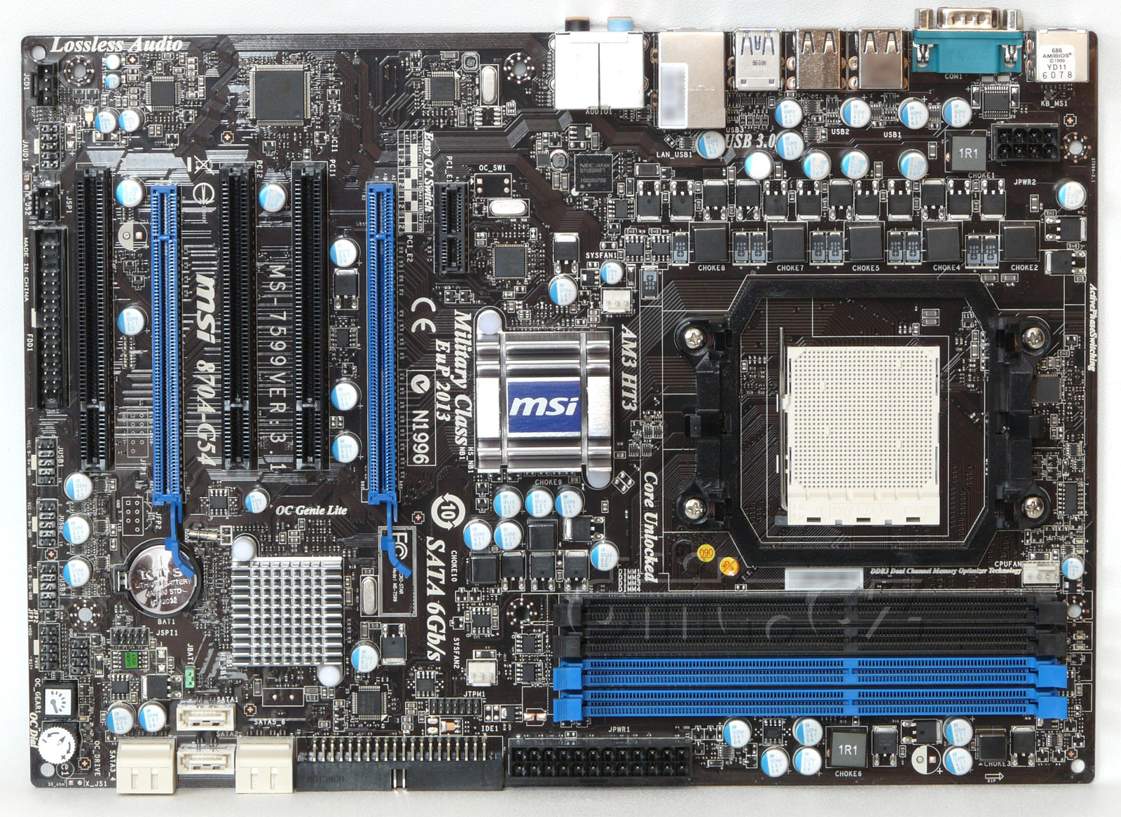 MSI 870A-G54 RENESAS USB 3.0 DRIVER FOR PC