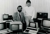 Bill Gates a Paul Allen