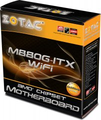 Zotac M880G-ITX WiFi (box)