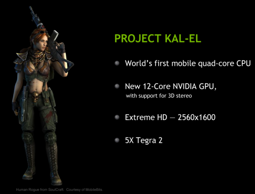 "Project ""Kal-El"""