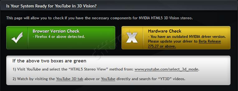 9b5fa4414 WebM dostává podporu Nvidia 3D Vision, míří i na YouTube   Diit.cz