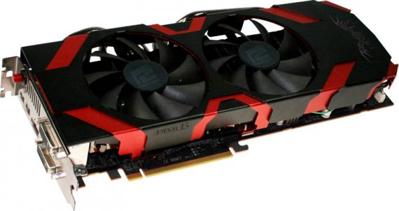 PowerColor DEVIL 13 HD6970 2GB GDDR5