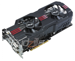 Asus GeForce GTX 560 Ti 448