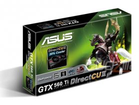 Asus GeForce GTX 560 Ti 448 - box