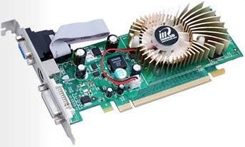 Foxconn 8400GS-128 NVIDIA Graphics 64 Bit