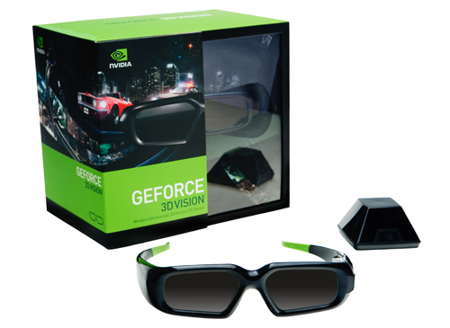 d94b21b8b CES 2009: nVidia uvádí 3D Vision   Diit.cz