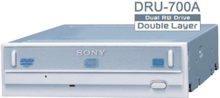 SONY DRU-700A DRIVER WINDOWS XP