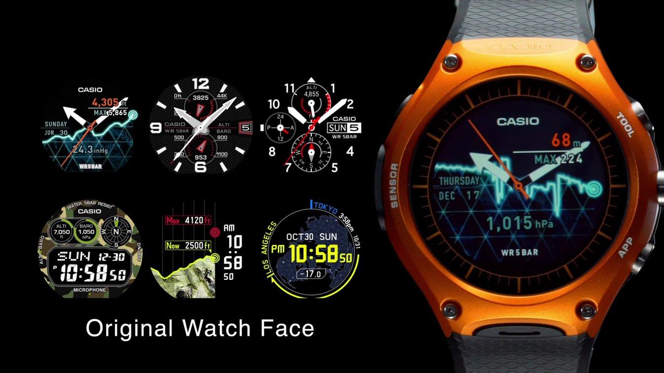 Nové hodinky Casio WSD-F10 se objeví na trhu v dubnu tohoto roku za cenu  499 dolarů (v přímém přepočtu ~12500 Kč). Za ni nabídnou vodotěsnost do  50metrové ... 57d1715260
