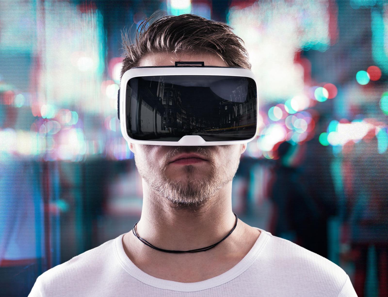 697a94555 Poznejte, jak virtuální realita změní vaše životy, kolonizaci vesmíru a  války
