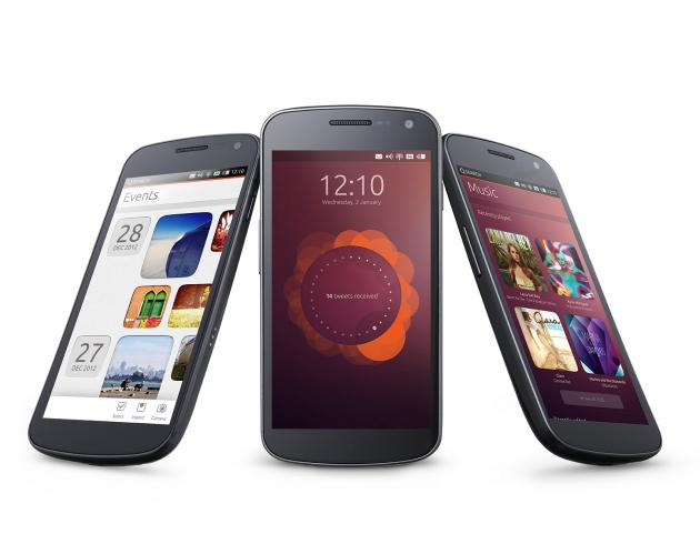 Ubuntu Phone OS for perex