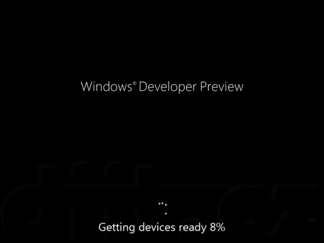 Windows 8 - Getting Devices Ready