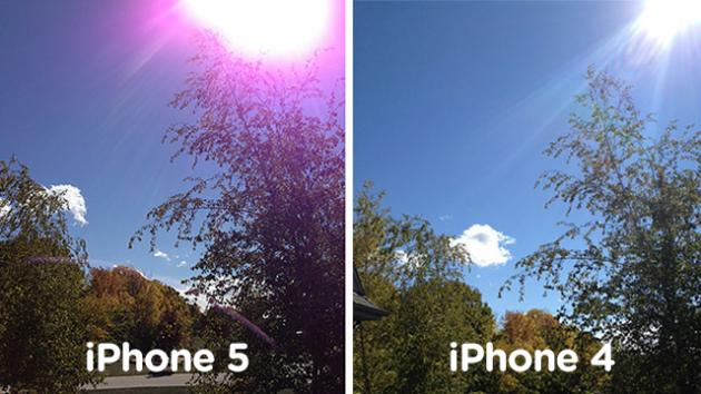 iphone 4 flare vs iphone 5 flare