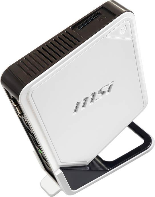 MSI Wind Box DC110 - pohled shora