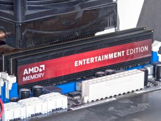 AMD Memory - Entertainment Edition (DDR3-1600)