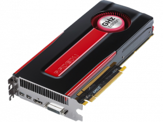 AMD Radeon HD 7870 izo