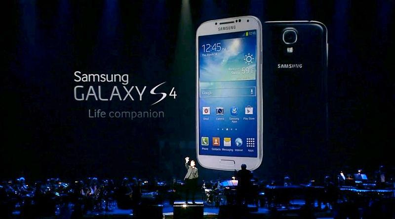 První dodávka Samsungu S4 do Česka vyprodána během pouhé hodiny