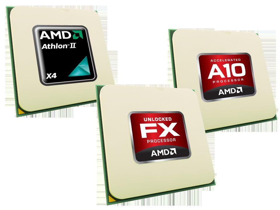 AMD Piledriver procesory