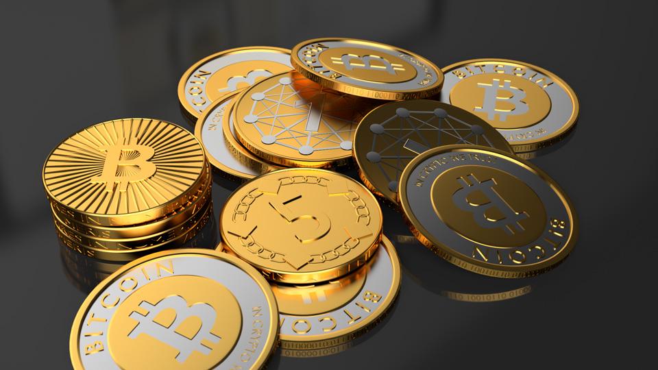 Bitcoins zlaté