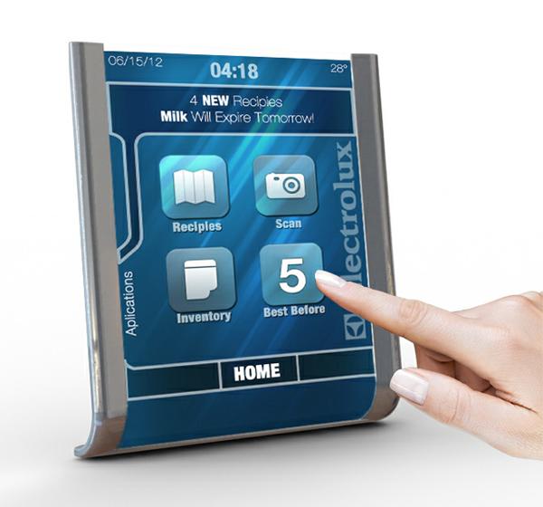 Electrolux tablet 01