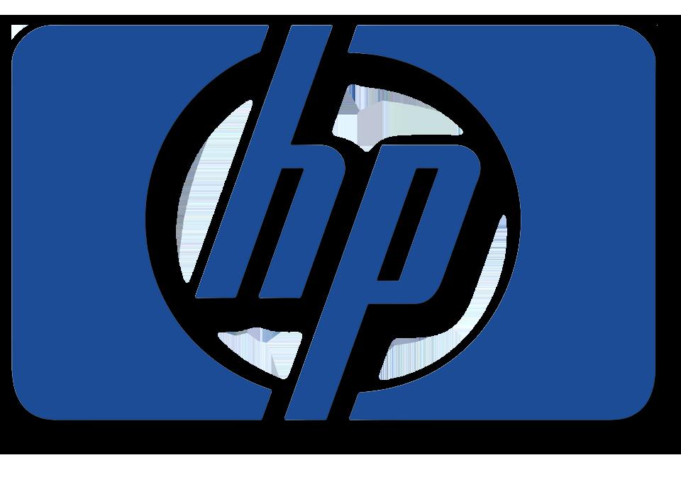 HP logo velké
