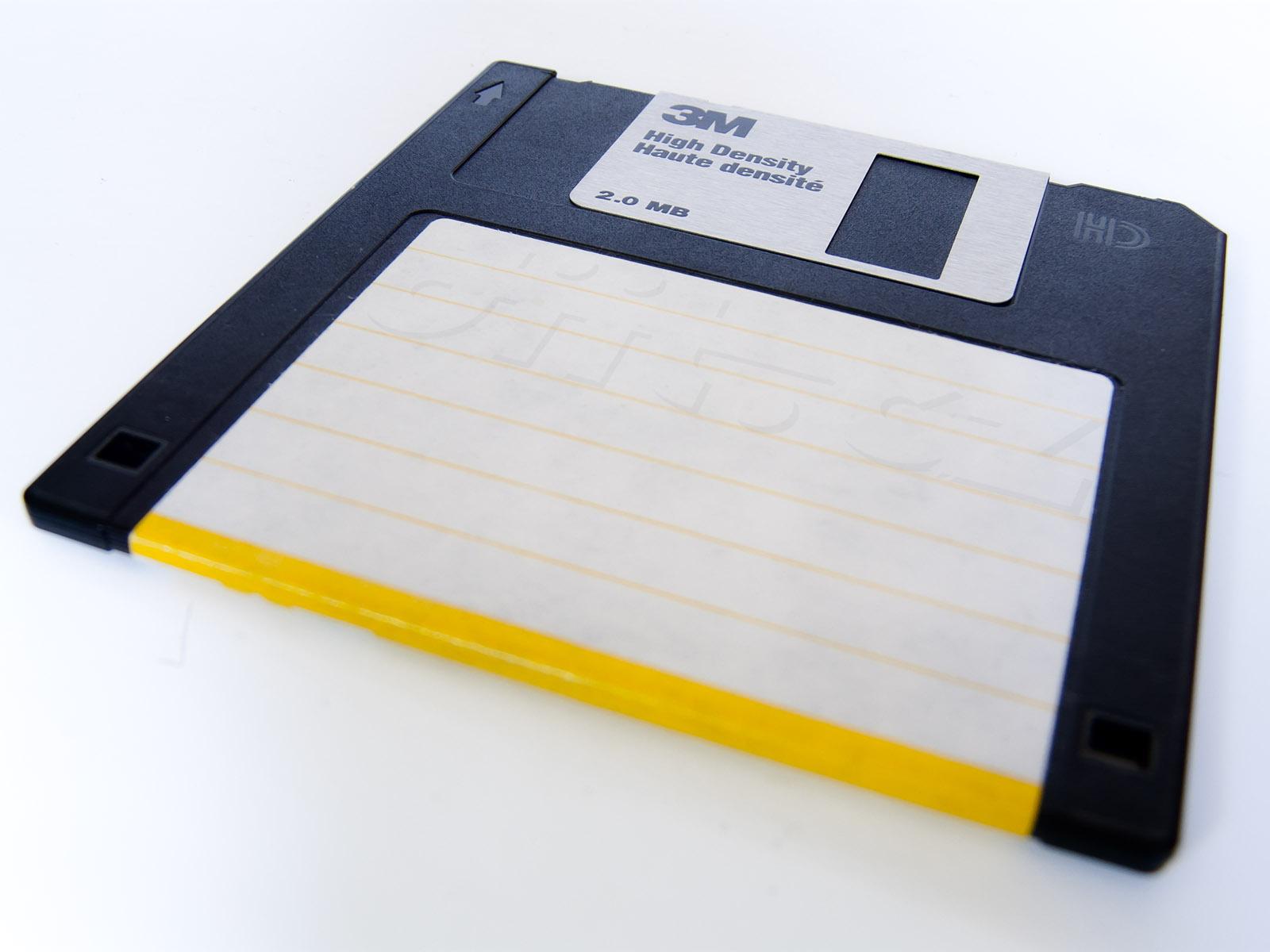 3,5″ HD disketa