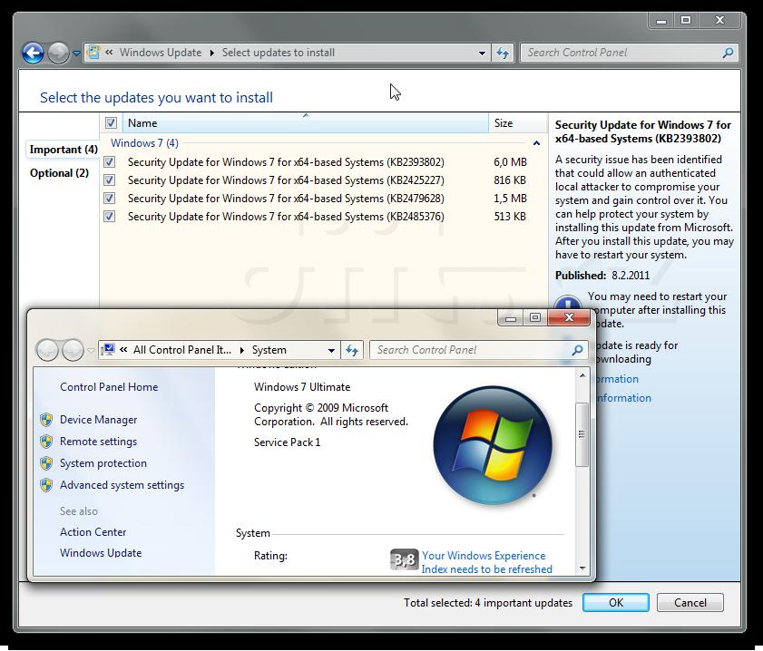 Windows 7 SP1 už je na MSDN/TechNetu, příští týden pro