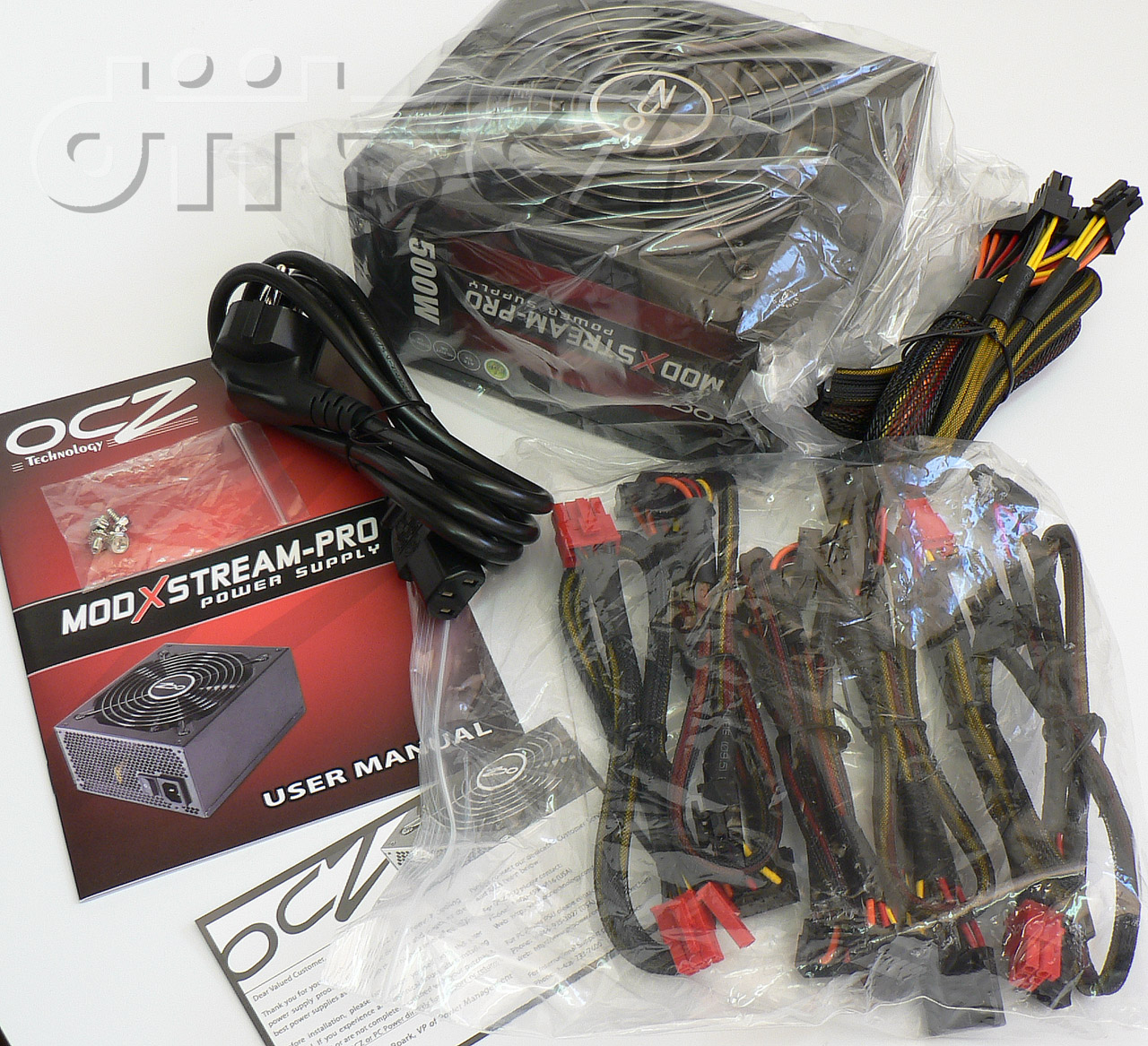 ocz modxstream pro 700w manual