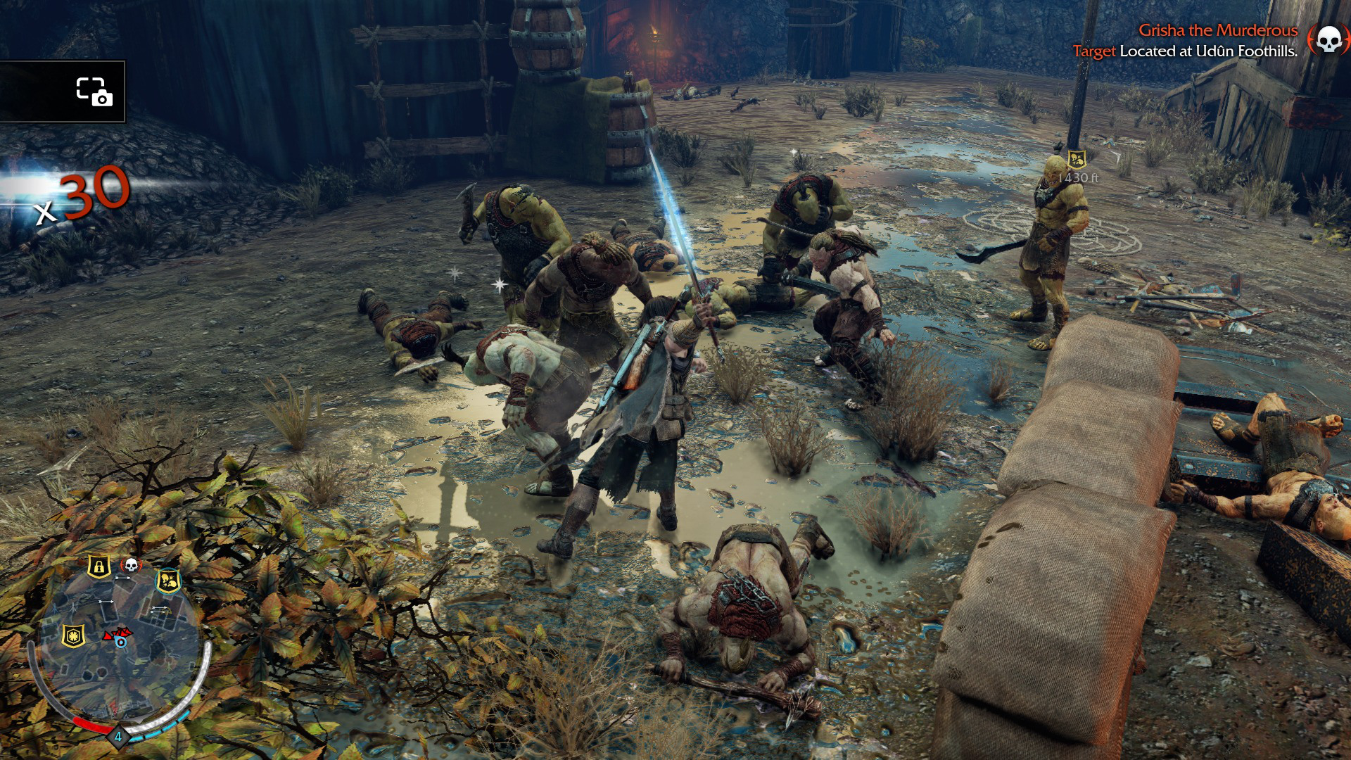 Middle-earth: Shadow of Mordor RPG
