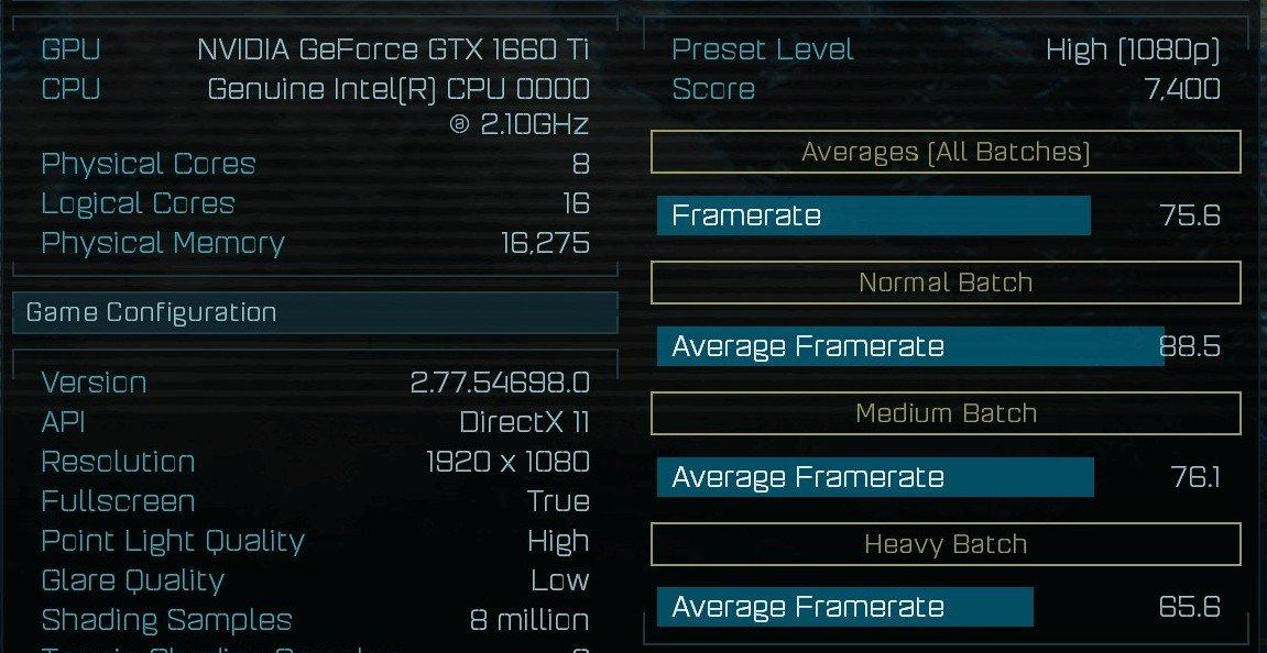 gtx 1070 vs gtx 1660 ti