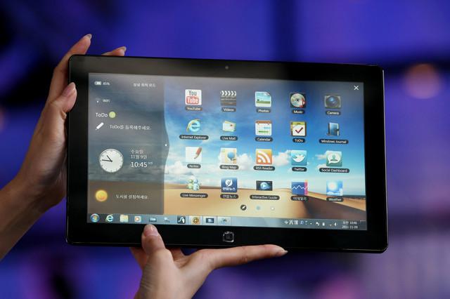 Windows 8 podíl na trhu s tablety