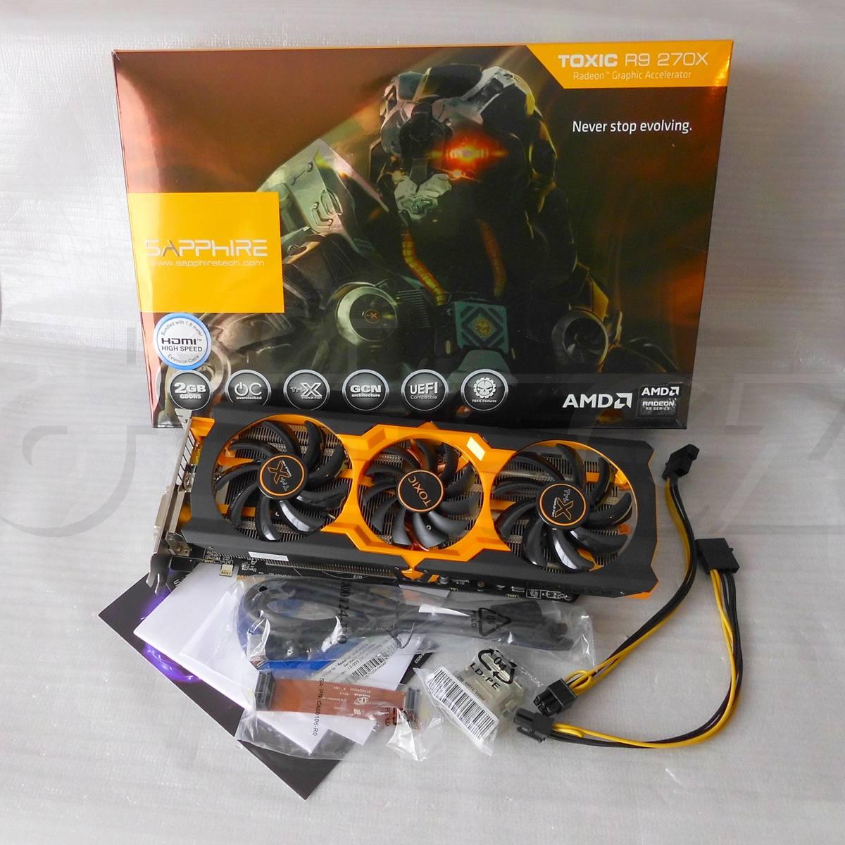 Review: PowerColor Radeon R9 270X PCS+ - Graphics - HEXUS net - Page 12