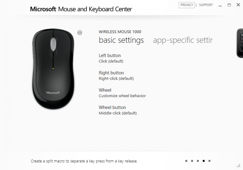 02 Microsoft Mouse And Keyboard Center Mys