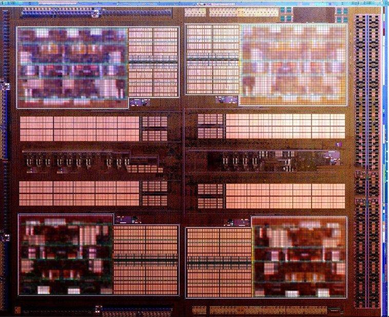 """AMD """"Orochi"""" se čtyřmi jádry """"Bulldozer"""""""