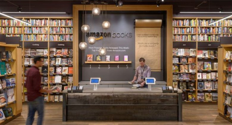 Amazon Bookstore 02