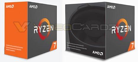 Amd Ryzen Cpu Packaging 2