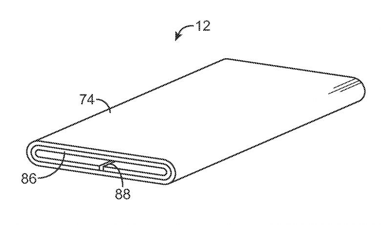 Apple Flexible Display Patent 02
