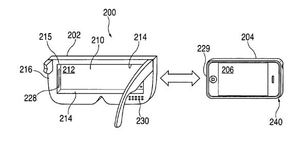 Apple Glasses Patent 02