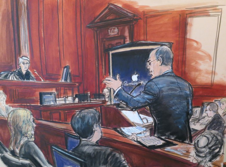 Apple Trial Summations Orin Snyder