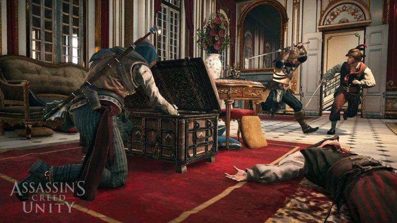Assassins Creed Unity 3