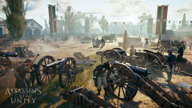 Assassins Creed Unity 4