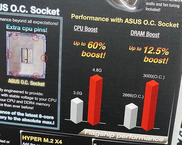 Asus Oc Socket 01