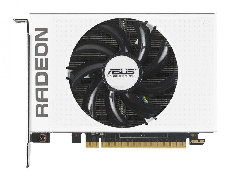 Asus Radeon R 9 Nano White Radeon Fury Nano 01