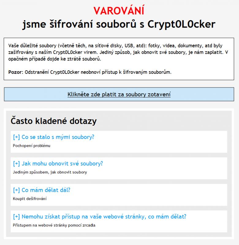 Avast Ransomware 1