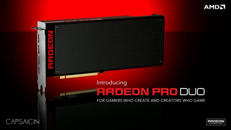 Capsaicin 071 Radeon Pro Duo