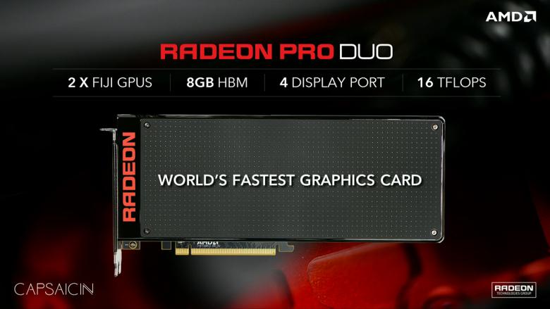 Capsaicin 077 Radeon Pro Duo