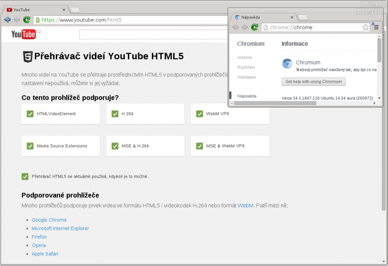 Chro 34 Youtube Html 5